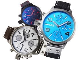 NXS McGrath Chronograph - 6 Colors