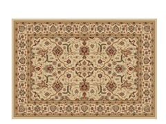 "Majesty Rug Cream/Cream 5'3""x7'6"""