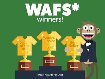 WAFS Winners! People's Choice & More!