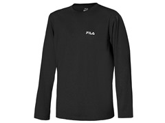 Hurdle Long Sleeve Top - Black (Small)