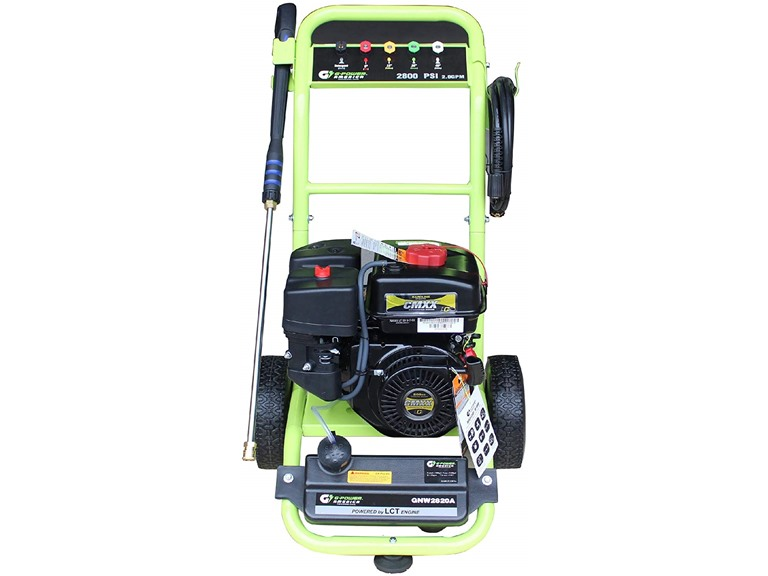 Green-Power America Gas Pressure Washer