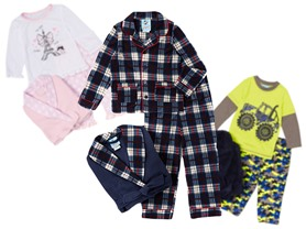 3-Pc Sleepwear Sets