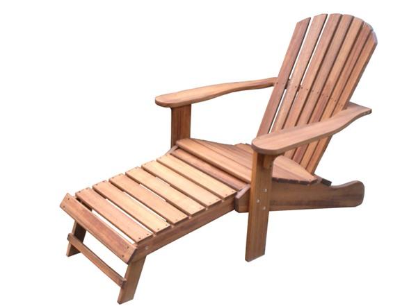 Outdoor Interiors Adirondack Chair