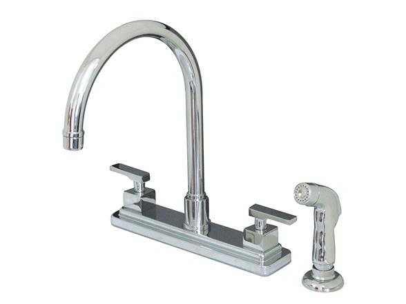 Kingston Brass Kitchen Faucet w/ Sprayer