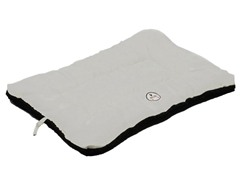 Pet Life Reversible Ped Bed - White