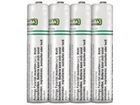iGo AAA Rechargeable Batteries - 4 Pack