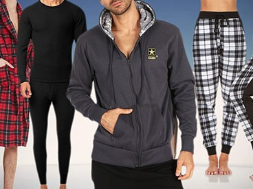Easy, Breezy, Comfortable, Lounge Apparel