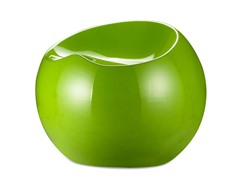 ZUO Drop Stool Green