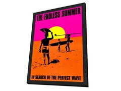 Endless Summer Framed Movie Poster