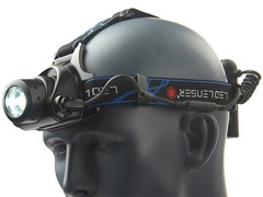 LED Lenser H14, 220 Lumen Headlamp