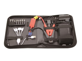 12V Jump Starter Kit and Power Supply
