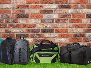 Champion Backpacks and Duffels