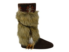 MUK LUKS ® Women's Elana Faux Fur Boot, Brown