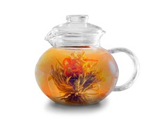 Primula 40oz. Glass Teapot