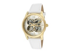 BCBG Automatic Skeletonized Dial