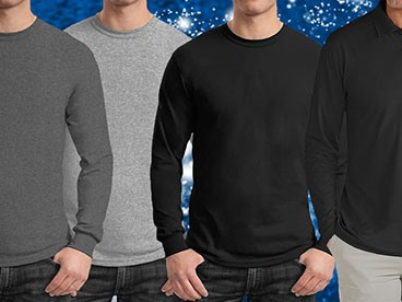 Men's Long Sleeve Tees