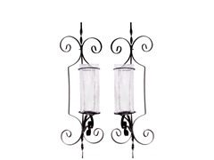 Home Essential  Bristol Wall Sconce S/2