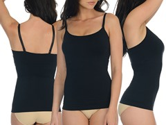 Upper Body Shaper, Black