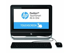 "HP Pavilion 20"" All-in-One Touch Desktop"