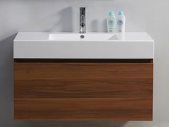 "39"" Zuri: Single Sink Bathroom Vanity- Plum"