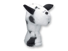 Daphne's Dalmatian Putter Cover