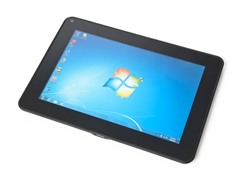 "Latitude ST 10.1"" 64GB Tablet w/ Win 7"