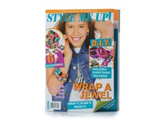 Style Me Up - Magazine Style Wrap a Jewel