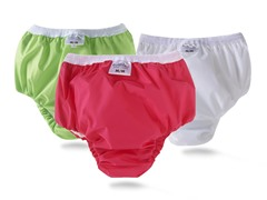 Training Pant 3Pk Fuchsia/White/Lime