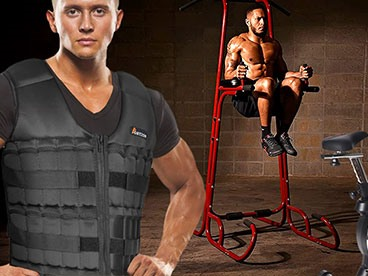 Fitness Equipment!