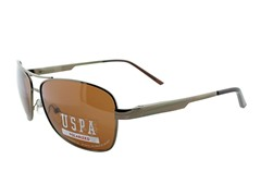 Polarized Langley Sunglasses, Brown