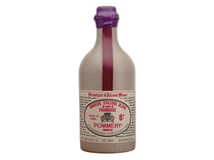 Raspberry White Wine Vinegar Stone Bottle