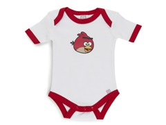 Red Angry Bird Infant Bodysuit
