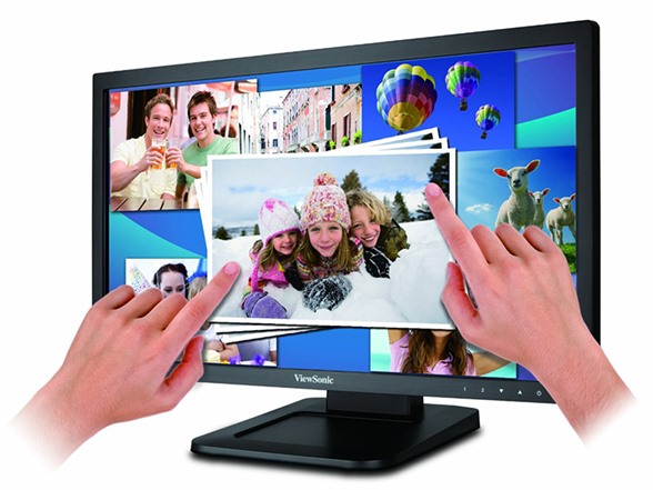 Viewsonic 22 1080p Multi-touch Monitor