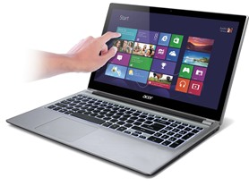 "Acer Aspire 15.6"" Intel Touch Laptop"