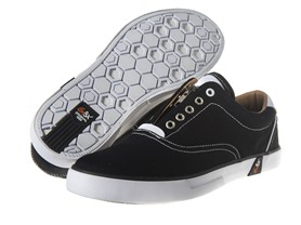 GBX Deputy Zipper Oxford, Black