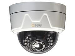 Weatherproof 650TVL Dome w/ Varifocal & 100' Night Vision