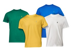 Ralph Lauren Polo T-Shirts - 7 Colors