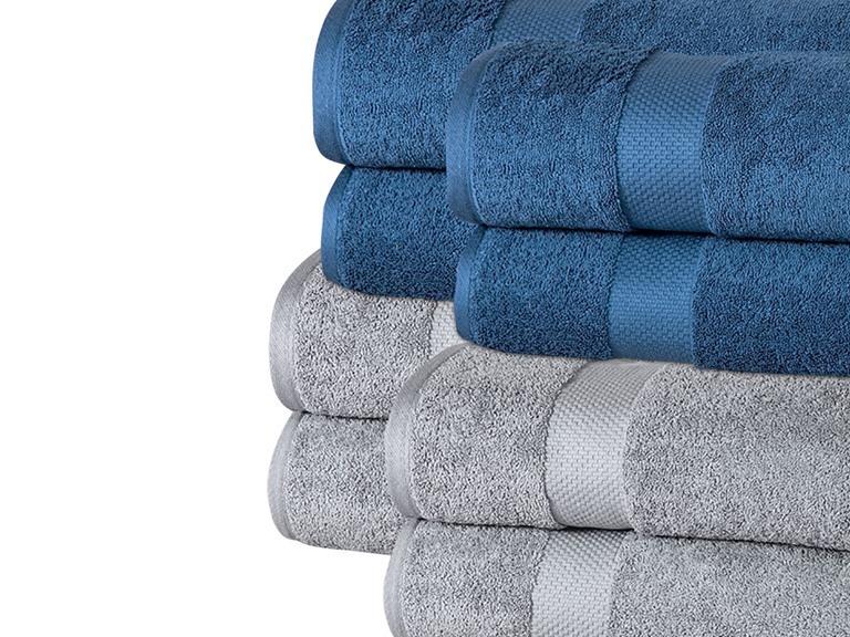 Casa Platino Towels