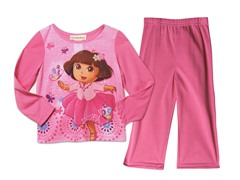 Dora The Explorer 2-Piece Set (12M-4T)