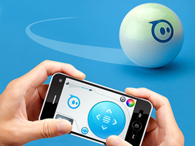 Sphero App Controlled Robotic Ball