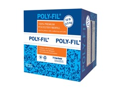 Fairfield 10-Pound Poly-Fil Premium Polyester Fiber- White