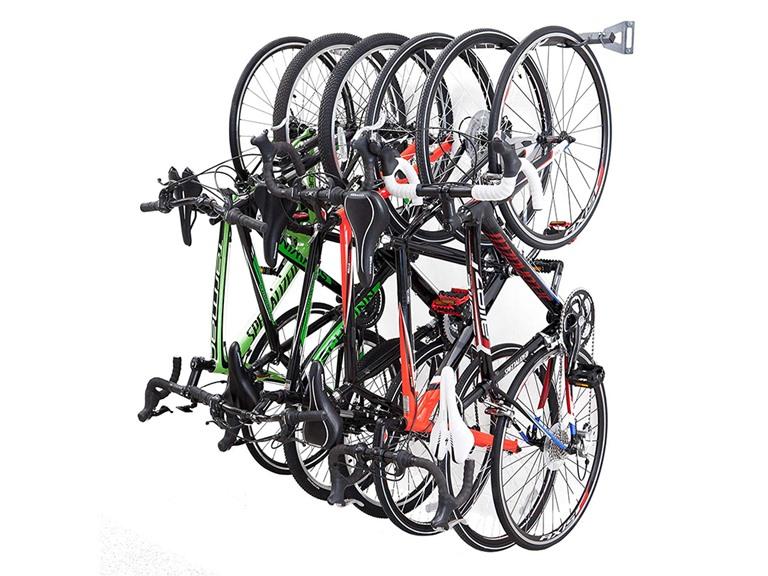 Monkey Bar Bike Storage