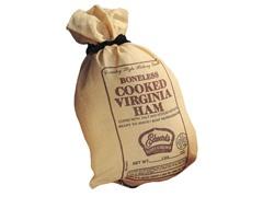 Virginia Petite Smoked Ham - Boneless