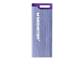 Color Series 8GB USB 2.0 Drive - Purple