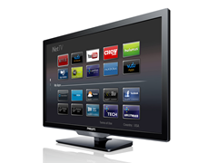 "Philips 29"" 720p LED HDTV with NetTV"