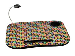 Laptop Cushion - Peace Multi Color