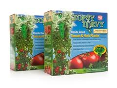 Tomato & Herb Planter 2PK
