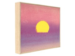 Sunset- Lavender (2 Sizes)