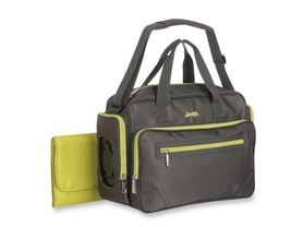 Jeep Perfect Pockets Duffle Diaper Bag