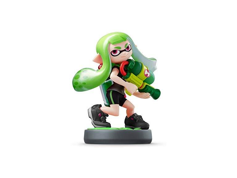 Nintendo Inkling Girl (Alt Color) amiibo